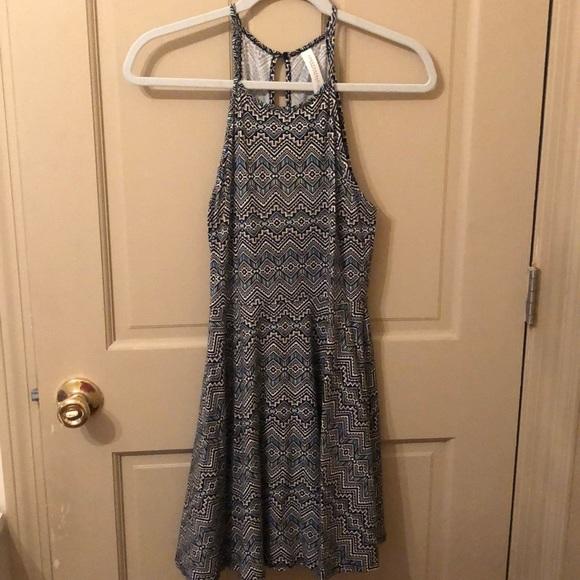 Aeropostale Dresses & Skirts - halter neck skater dress